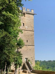 Tour L'Aubespin Montbard