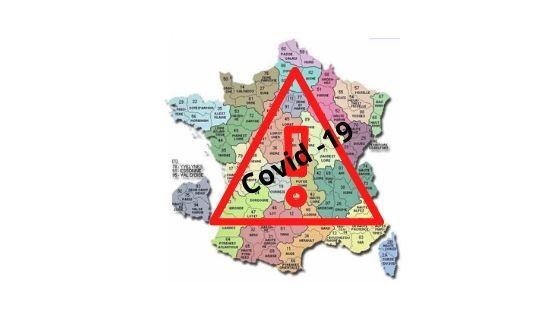 Lockdown in Frankrijk