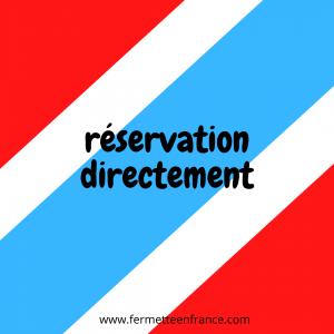 reservation directement