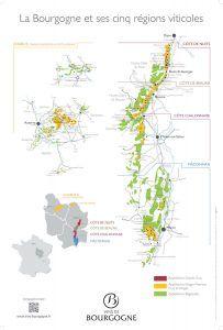 Wijngebieden Bourgogne