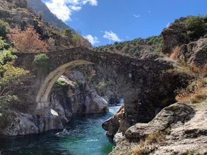 Genua Brug Asco Corsica