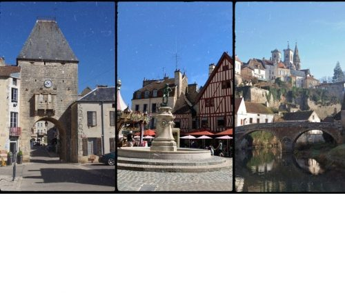 Bezienswaardigheden in de Bourgogne