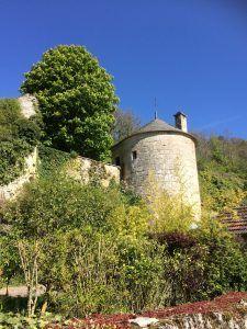 Noyers-sur-Serein Toren