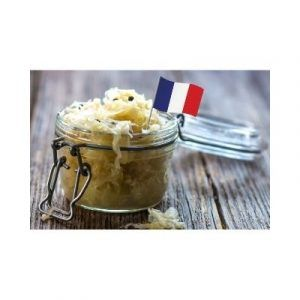 Zuurkool à la française