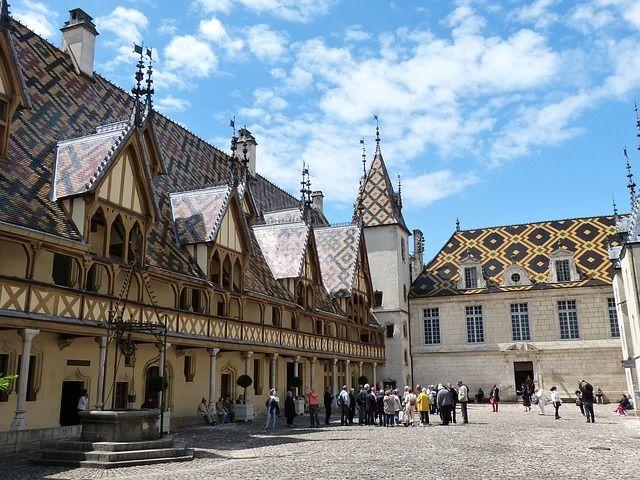 Beaune Bourgogne Frankrijk