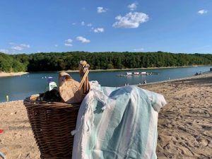 Lac de Pont Bourgogne